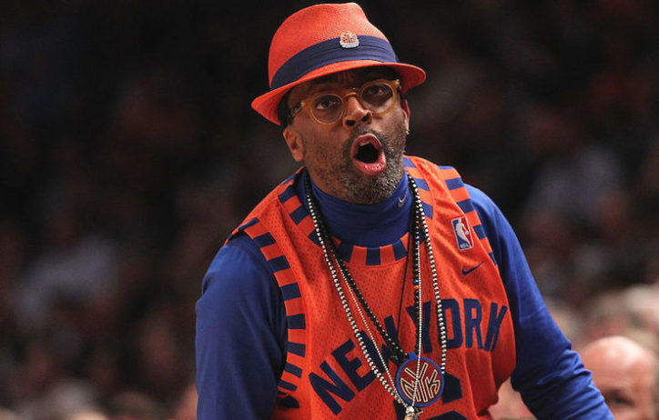 new york knicks spike lee