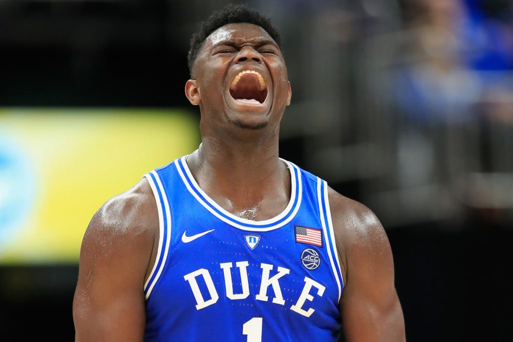 zion williamson per enes kanter