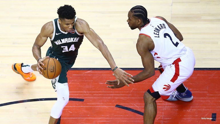 Bucks-Raptors-nba-awards-2018-2019