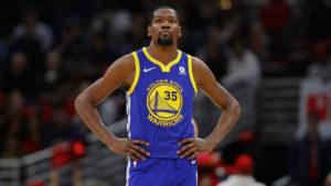 Raptors-Warriors gara 1: inizia a pesare troppo l'assenza di Kevin Durant?