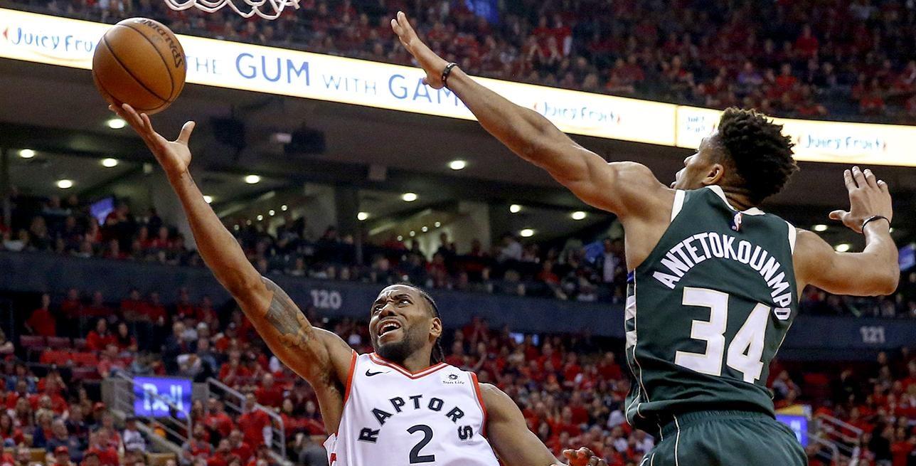 """Raptors, è Finale NBA! Kawhi Leonard: """"Successo di squadra, ora vogliamo il titolo"""""""