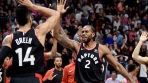 Warriros-Raptors gara 4 è la conferma definitiva: Kawhi Leonard è il giocatore più forte del mondo