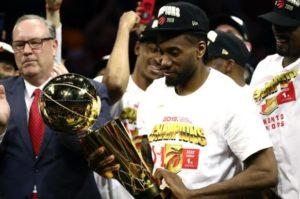 I Toronto Raptors sono campioni NBA e buona parte del merito va a Kawhi Leonard