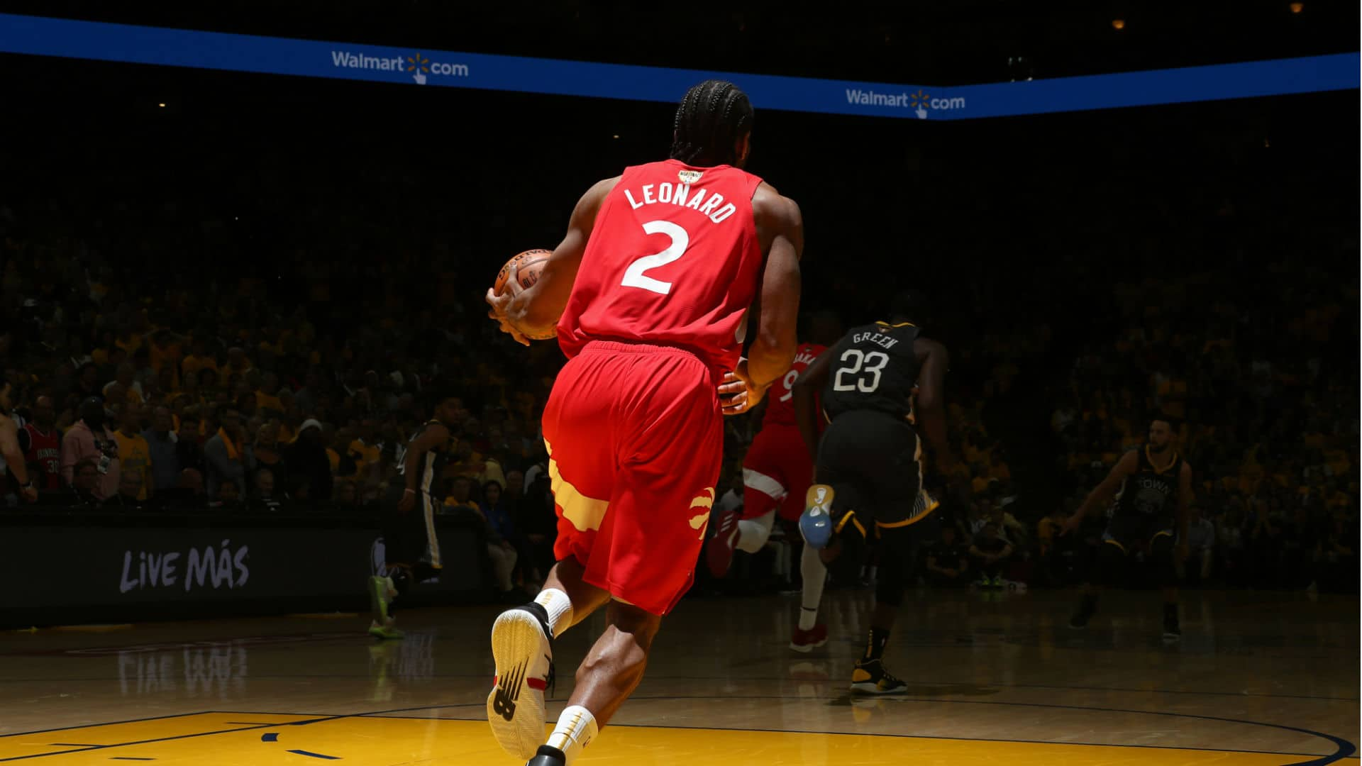 Kawhi Leonard MVP Finals NBA