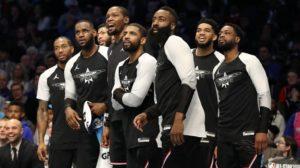 Diverse stelle NBA hanno cambiato maglia, in questa off-season