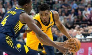 Gli Indiana Pacers di Victor Oladipo e gli Utah Jazz di Donovan Mitchell sono tra i protagonisti del mercato NBA