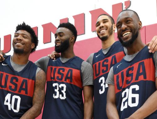 Mondiali FIBA 2019: il girone D sarà giusto un comodo avvio per Team USA?