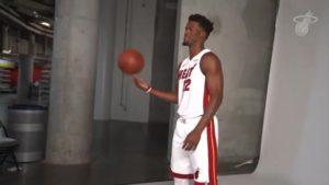 Jimmy Butler è la principale novità in casa Heat