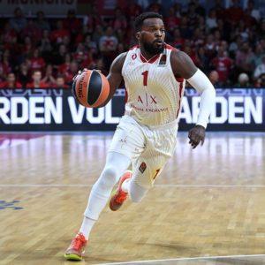 Olympiacos-Olimpia Milano: servirà tanto il lavoro si Shelvin Mack su Spanoulis