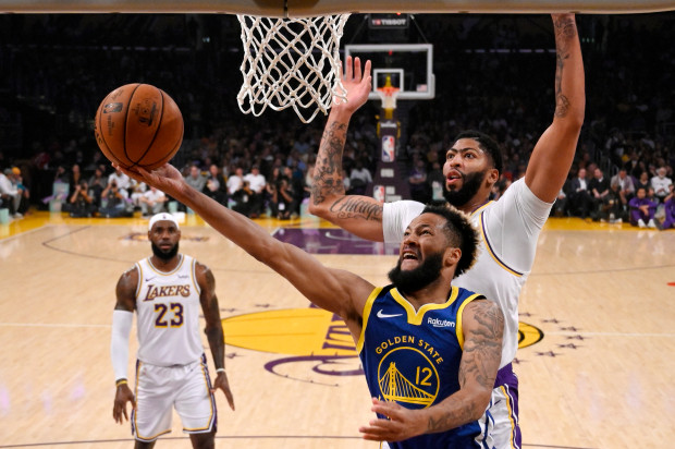 Lakers, Anthony Davis e Rajon Rondo out contro gli Warriors