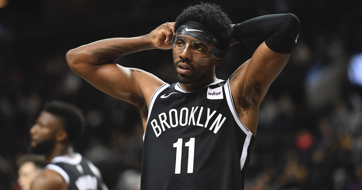 nets pacers kyrie irving
