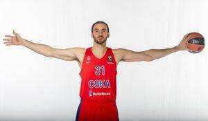 CSKA Mosca-Panathinaikos: che sia la partita di Kosta Koufos?