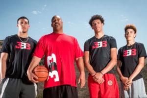 Due paia di Balls si preparano a conquistare la NBA