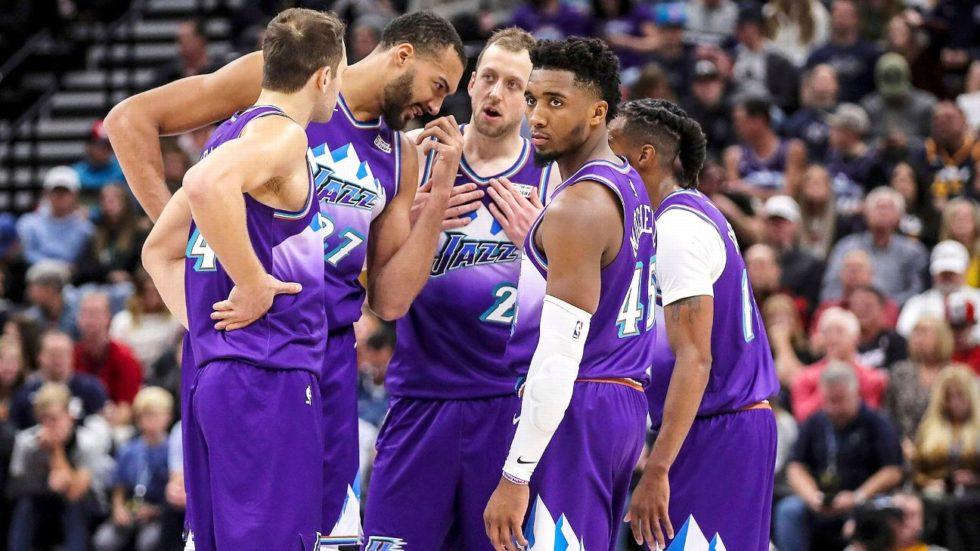 Gli Utah Jazz stanno facendo la voce grossa a Ovest