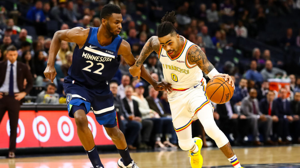 Andrew Wiggins e D'Angelo Russell, scambiati all'ultima trade deadline