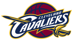Il logo usato dai Cleveland Cavaliers dal 2011 al 2017