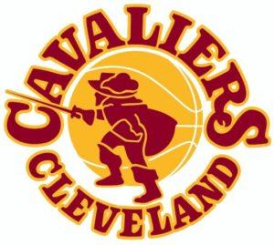 Il logo usato dai Cleveland Cavaliers dal 1971 al 1983