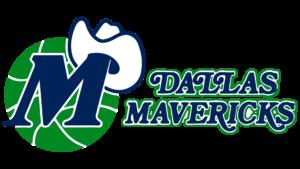 Il logo usato dai Dallas Mavericks dal 1980 al 1993