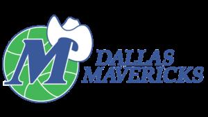 Il logo usato dai Dallas Mavericks dal 1994 al 2001
