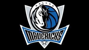 Il logo usato dai Dallas Mavericks dal 2002 al 2017