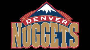 Il logo usato dai Denver Nuggets dal 1994 al 2003