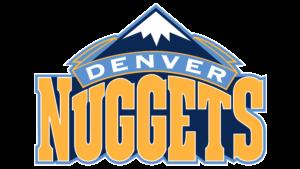 Il logo usato dai Denver Nuggets dal 2009 al 2018
