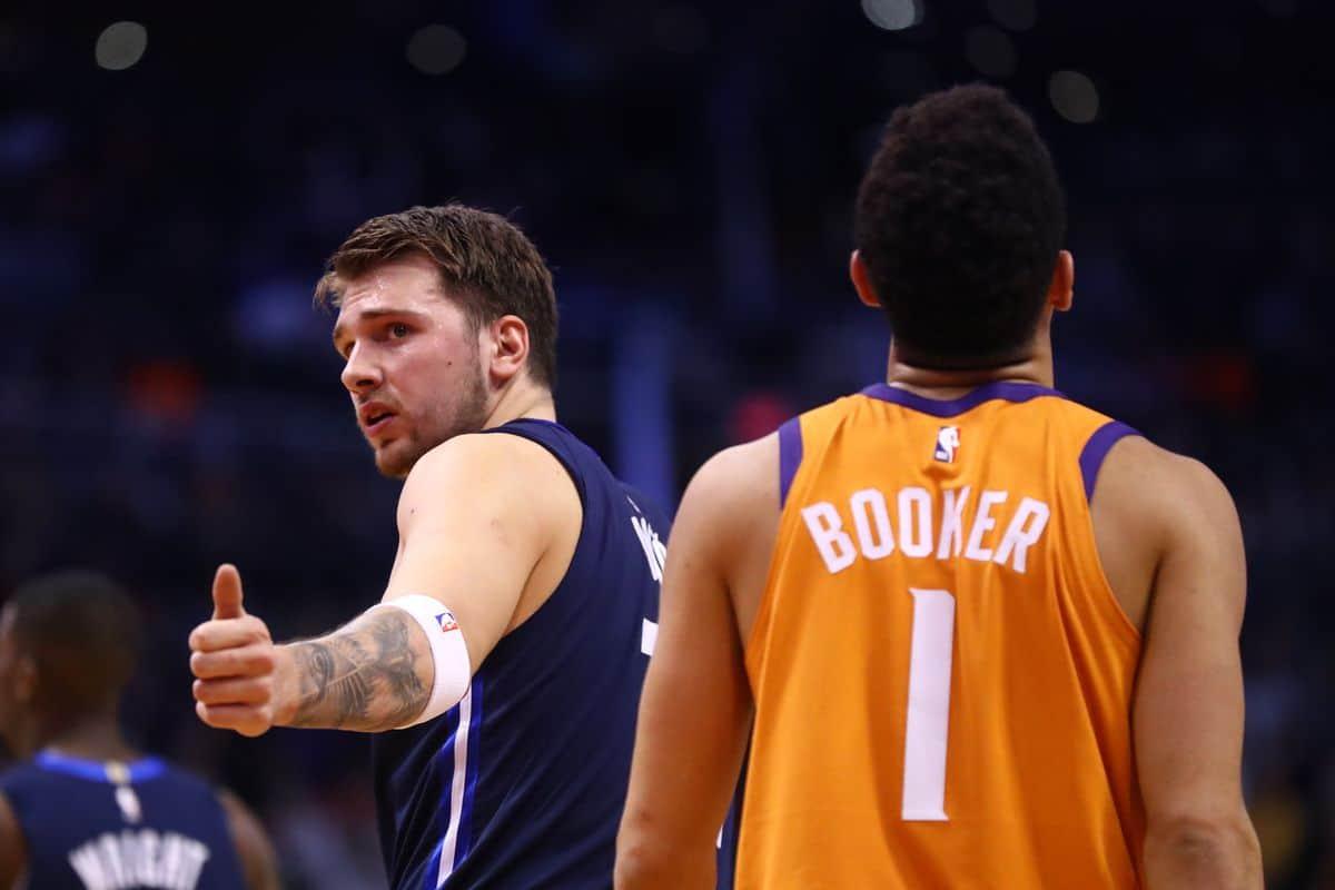 Futuro promettente per i Mavericks di Luka Doncic e i Suns di Devin Booker