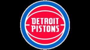 Il logo usato dai Detroit Pistons dal 2017 ad oggi