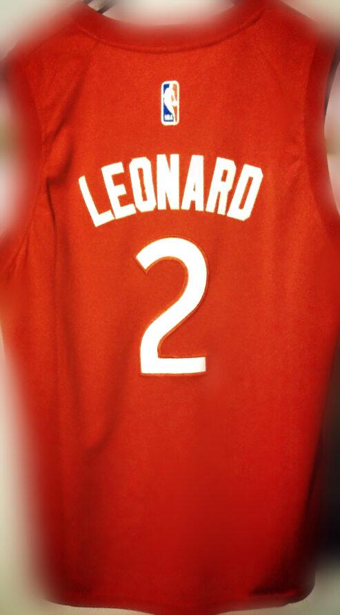 Kawhi Leonard maglia Raptors