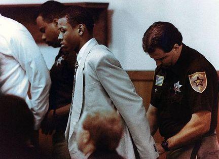 L'arresto di Allen Iverson