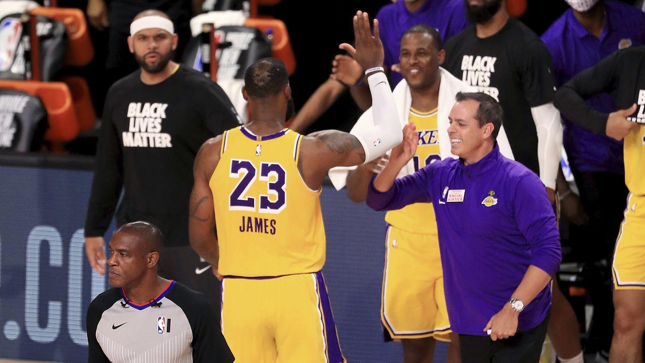 Lakers Frank Vogel