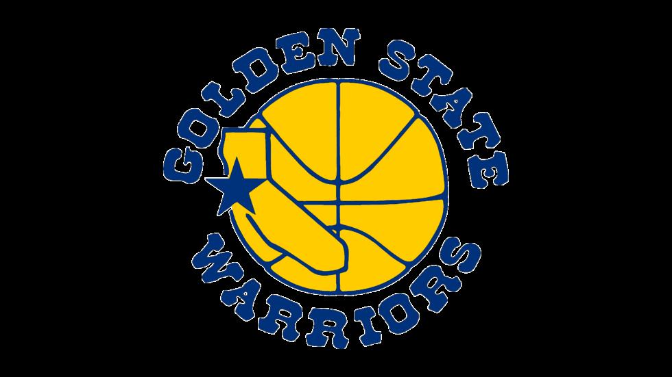 Il logo usato dai Golden State Warriors dal 1989 al 1997
