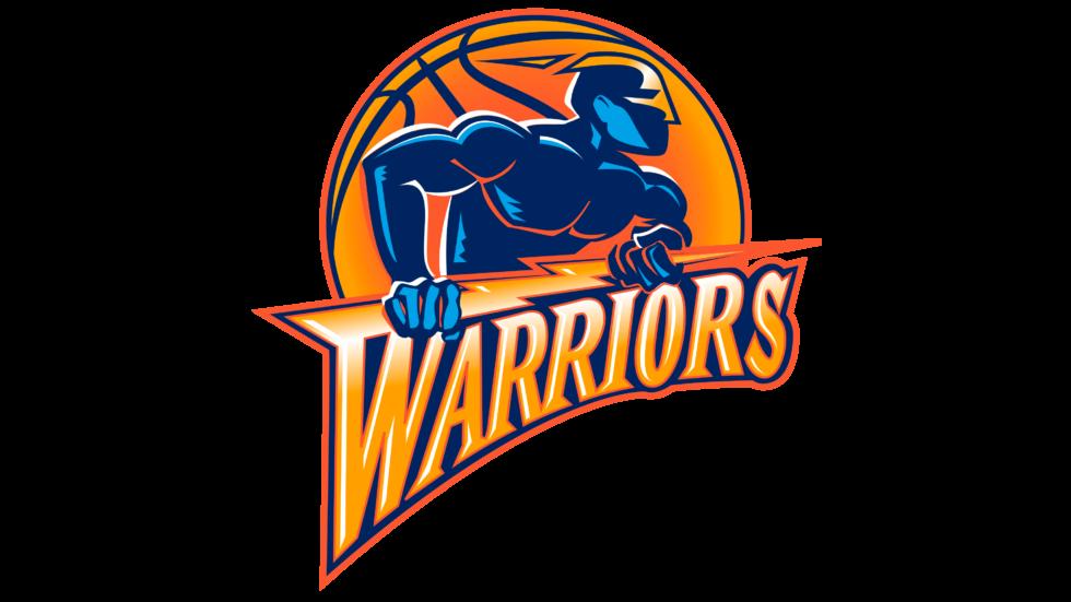 Il logo usato dai Golden State Warriors dal 1998 al 2010