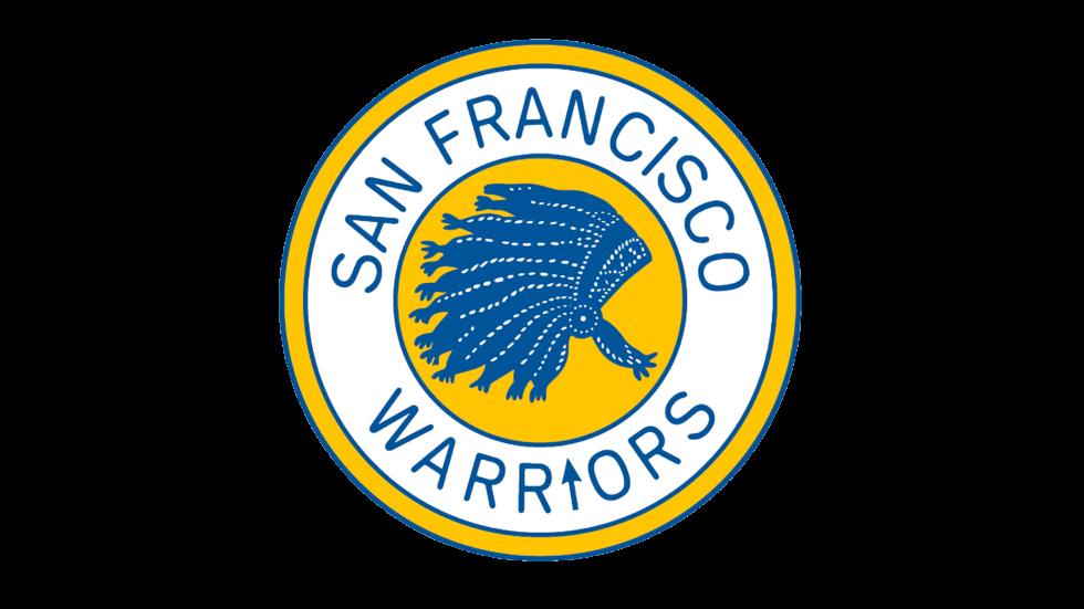 Il logo usato dai San Francisco Warriors dal 1963 al 1969