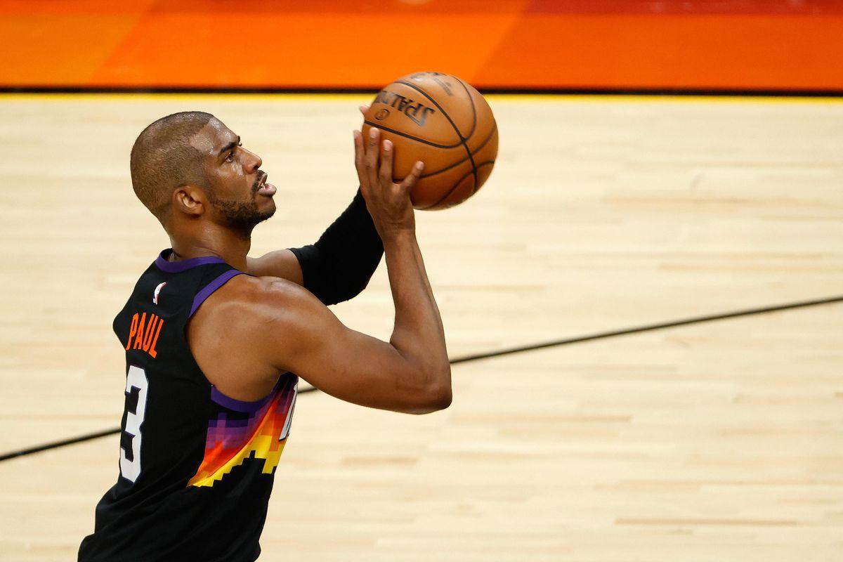 "Suns, Chris Paul: ""Nessun problema, ci sarò in gara 2"" | Nba Passion"