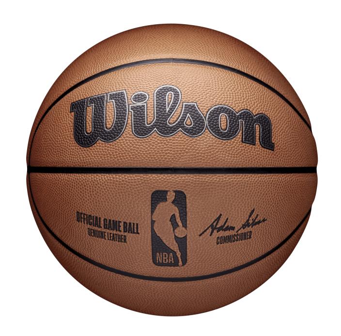 Il nuovo pallone ufficiale NBA Wilson